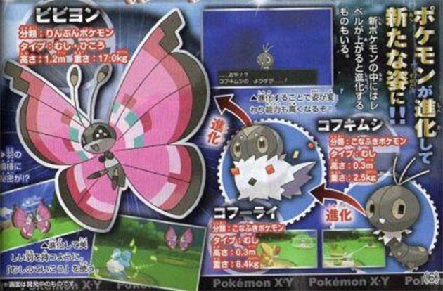 Vivillon-evolucion-pokemon-x-y