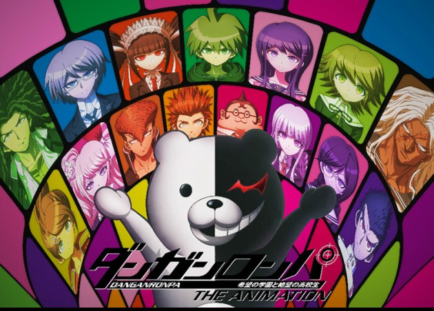 Dangan Ronpa The Animation