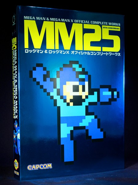 MM25 Mega Man X Official Complete Works 01