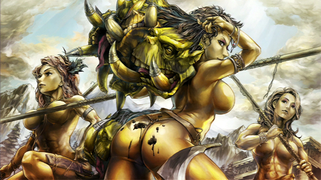 Dragons-Crown-arte-amazona