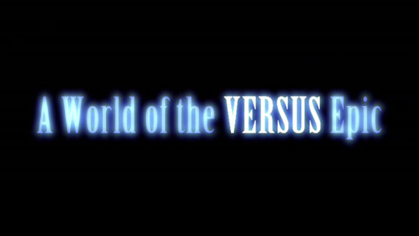 a world of the versus epic