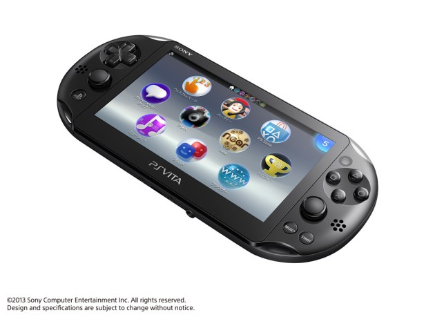 PS Vita PCH-2000