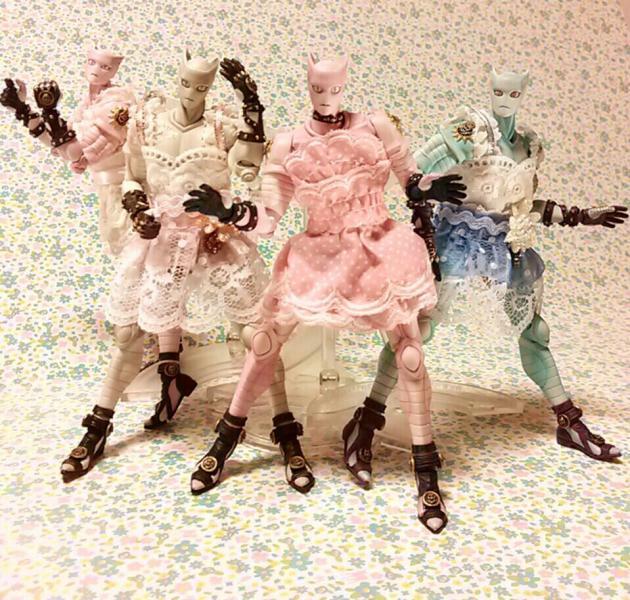 figura japon falda 17