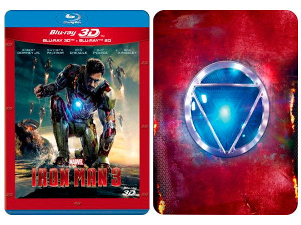 iron man 3 blu ray