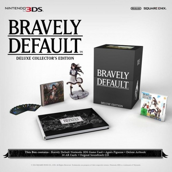 Bravely Default deluxe edition