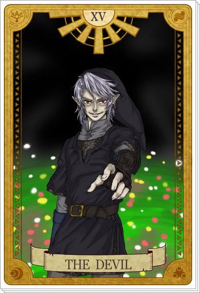 Tarot-Zelda-Devil