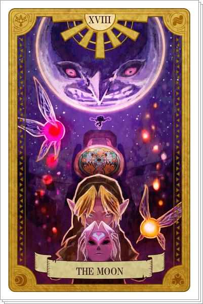 Tarot-Zelda-Moon