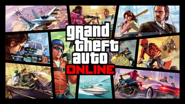 grand theft auto online artwork