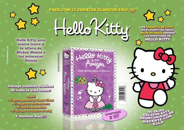 hello kitty cuentos selecta