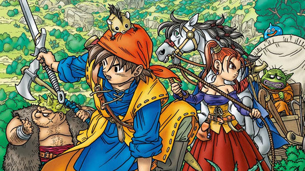 Dragon Quest VIII Smartphones
