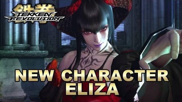 Eliza Tekken Revolution