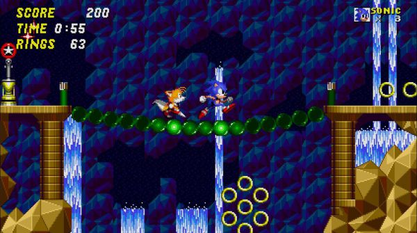 Sonic 2 ios android hidden palace 01