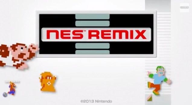 nes remix logo