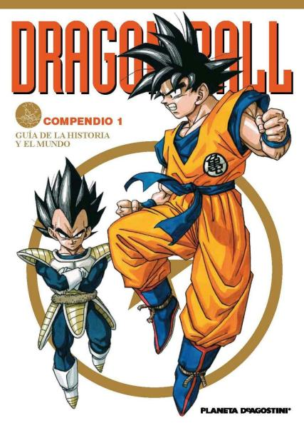 Dragon Ball Compendio 1 Planeta