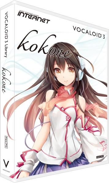 Kokone Vocaloid3 01