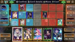 Monster Monpiece Card battle