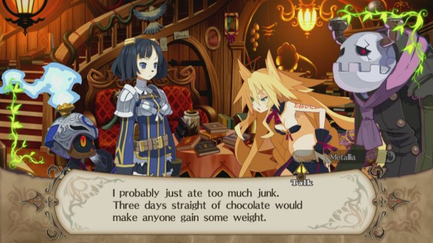 Witch and the Hundred Knight 2014 (5)