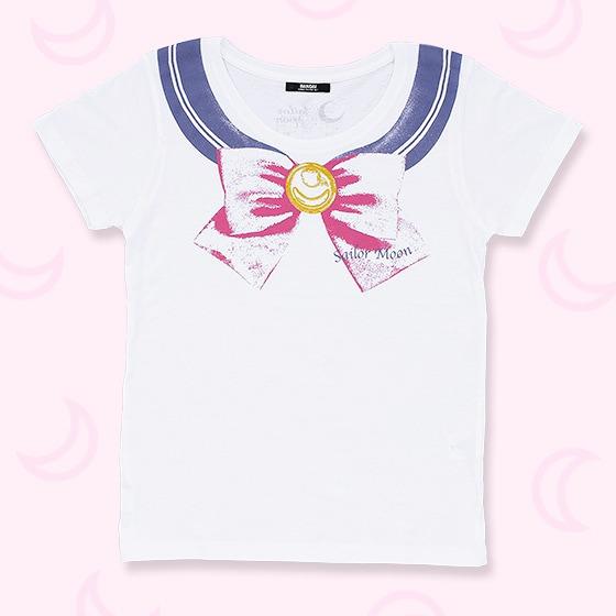 camiseta sailor moon hombre