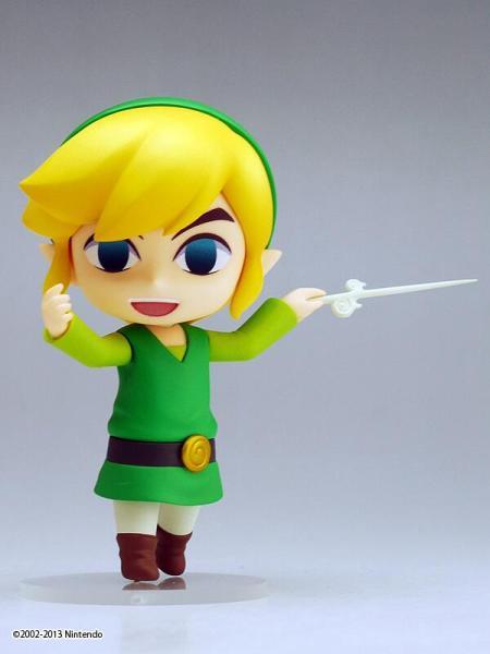 Toon Link Nendoroid
