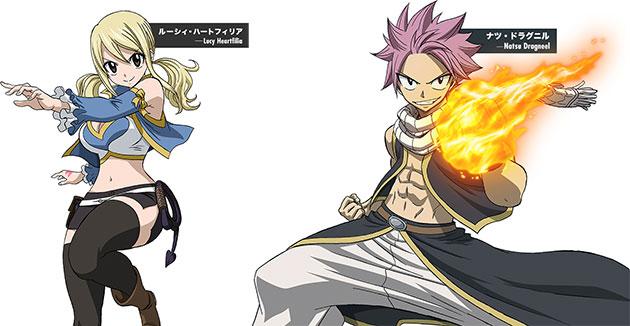 Fairy-Tail-nuevo-lucy-natsu