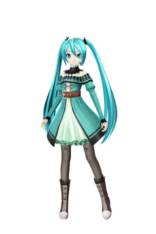 Hatsune Miku Project Diva F 2nd 03
