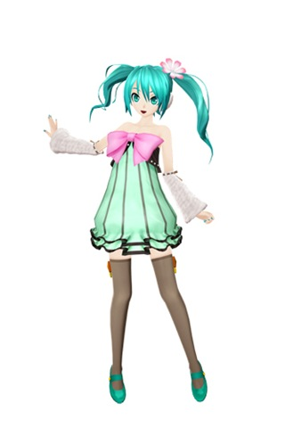 Hatsune Miku Project Diva F 2nd 10