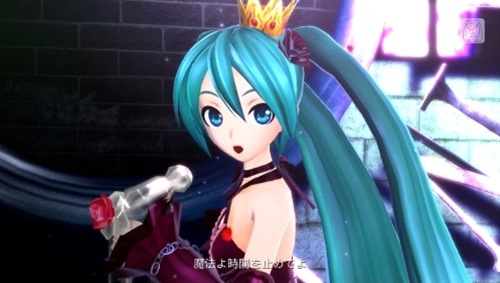 Hatsune Miku Project Diva F 2nd 47