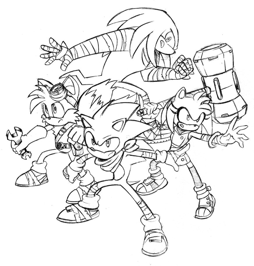 Sonic.exe Coloring Pages Coloring Pages