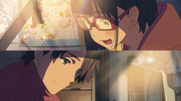 cross road makoto shinkai 01 Cross Road, nuevo cortometraje de Makoto Shinkai
