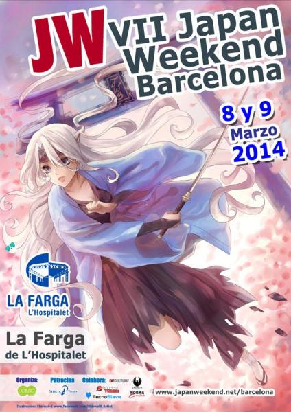 japan weekend barcelona 2014