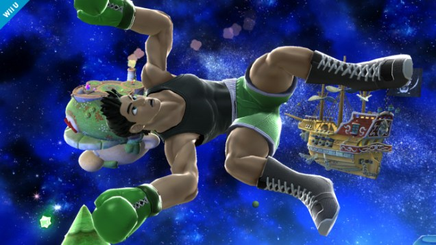 little mac super smash bros 07