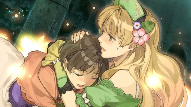 Atelier Ayesha Plus artwork