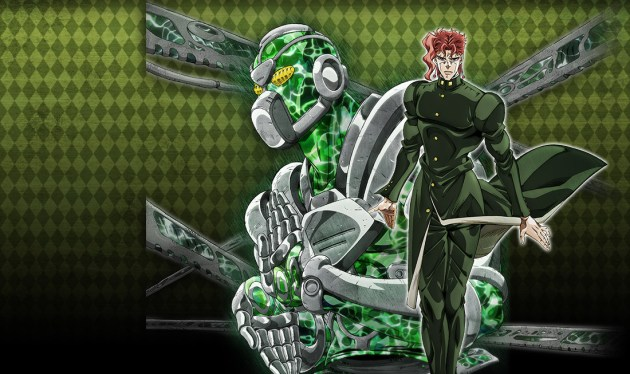 Noriaki Kakyoin jojos bizarre adventure the animation