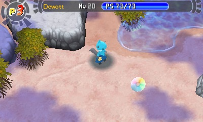 Pokemon Mundo Misterioso Captura 4