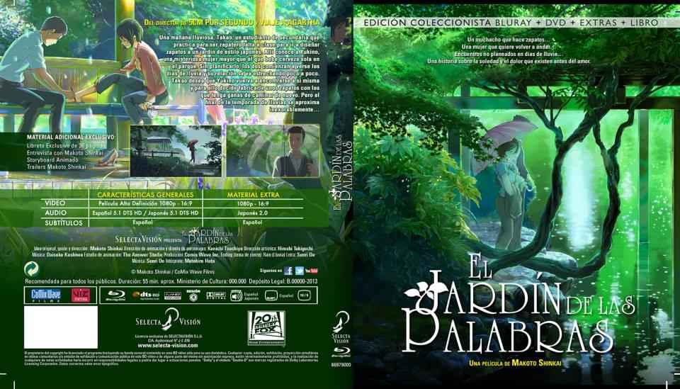 39 el jard n de las palabras 39 detalles ediciones selecta visi n - Mega jardines de olarizu ...