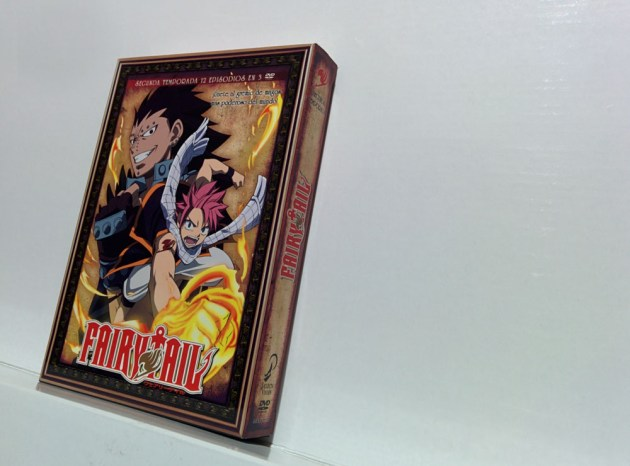 fairy tail dvd selecta vision 2