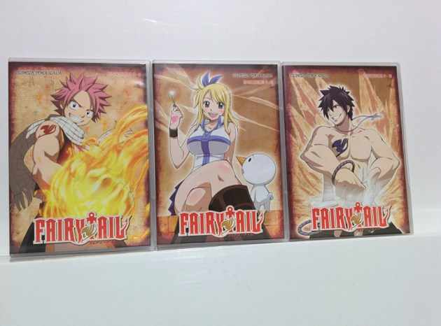 fairy tail dvd selecta vision 8