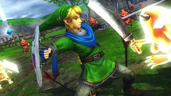 Hyrule Warriors verano 2014