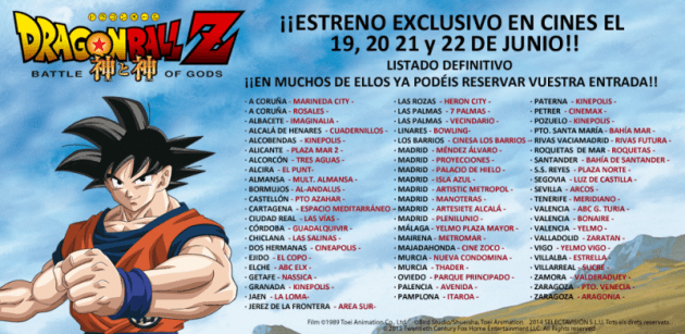 Dragon-Ball-Z-Battle-of-Gods-Cines-Espana