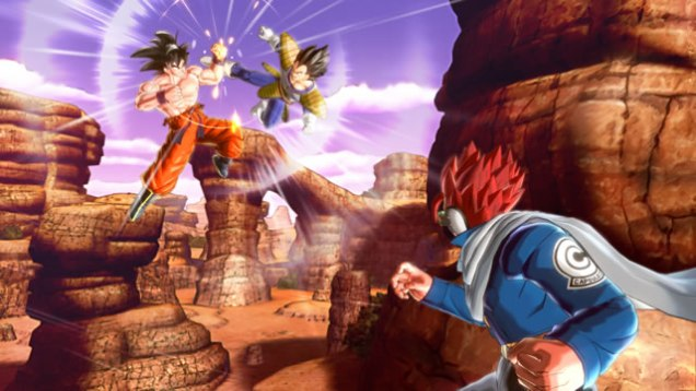 Dragon Ball ps4 01