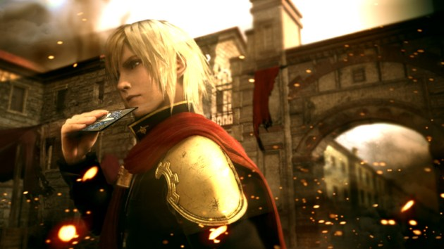 Final Fantasy Type 0 HD 01