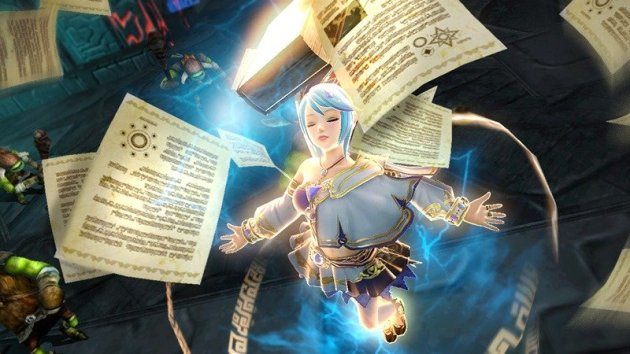 Lana Hyrule Warriors 03