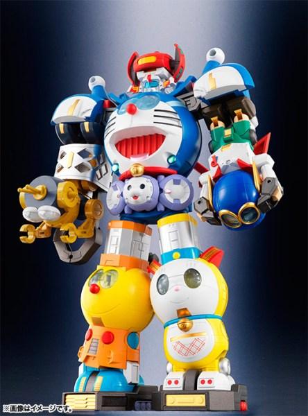 Super Robot Doraemon Bandai 01