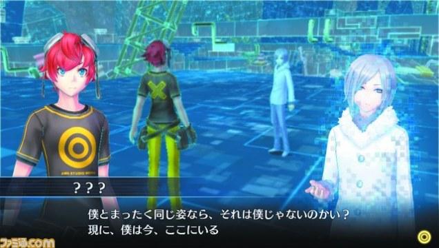 Digimon Story Cyber Sleuth famitsu 01