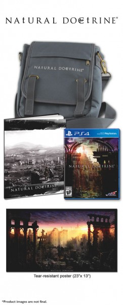 Natural Doctrine limited edition