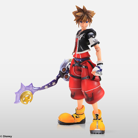 Sora Play Arts figura 01