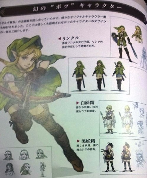 Link-mujer-hyrule-warriors
