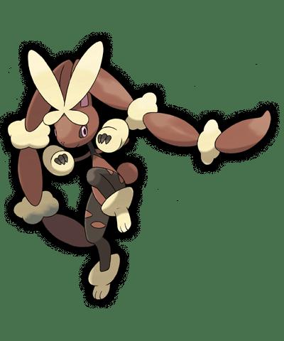 Mega Lopunny 01