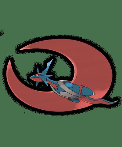 Mega Salamence 01