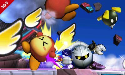 Meta Knight Super Smash Bros 3DS Wii U 10